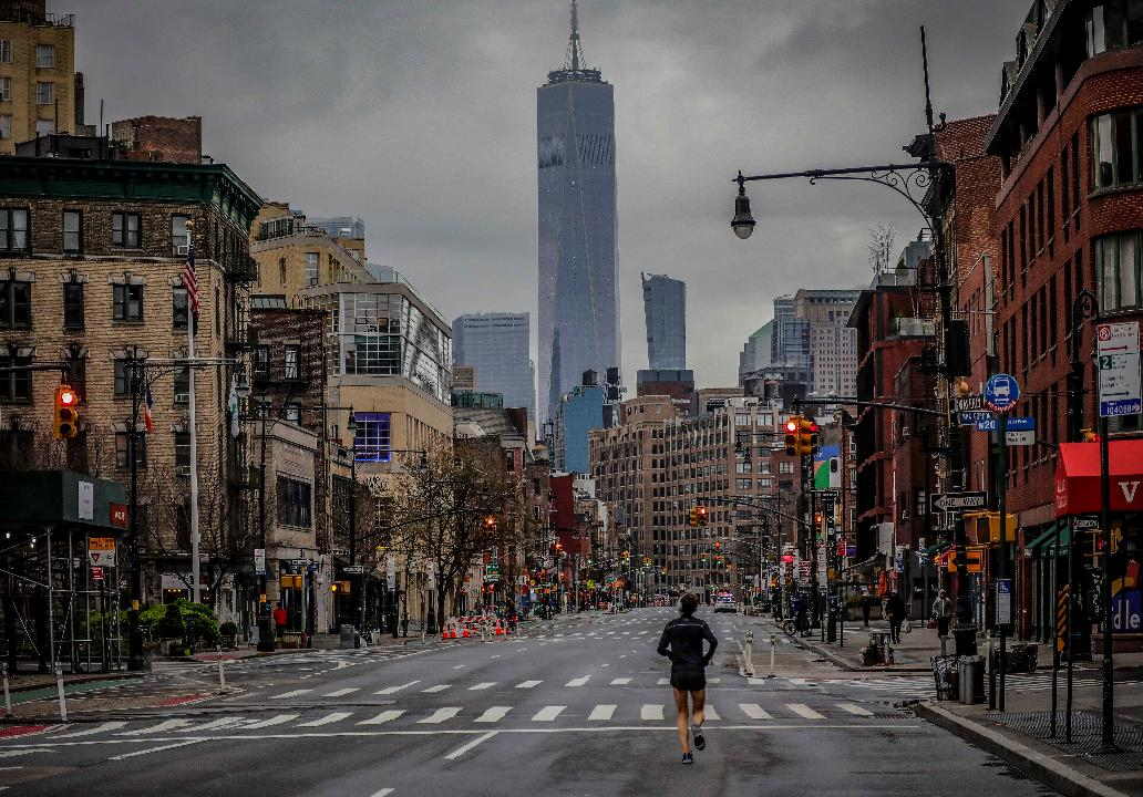 Peebles Corporation CEO Don Peebles provides insight into the decline of the New York City real estate market.