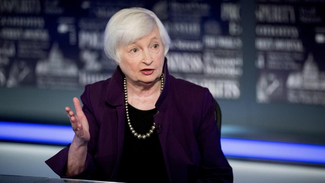 UBS Managing Director Jason Katz discusses the markets celebrating Janet Yellen as the Treasury secretary nominee and how experience will make her the right candidate.
