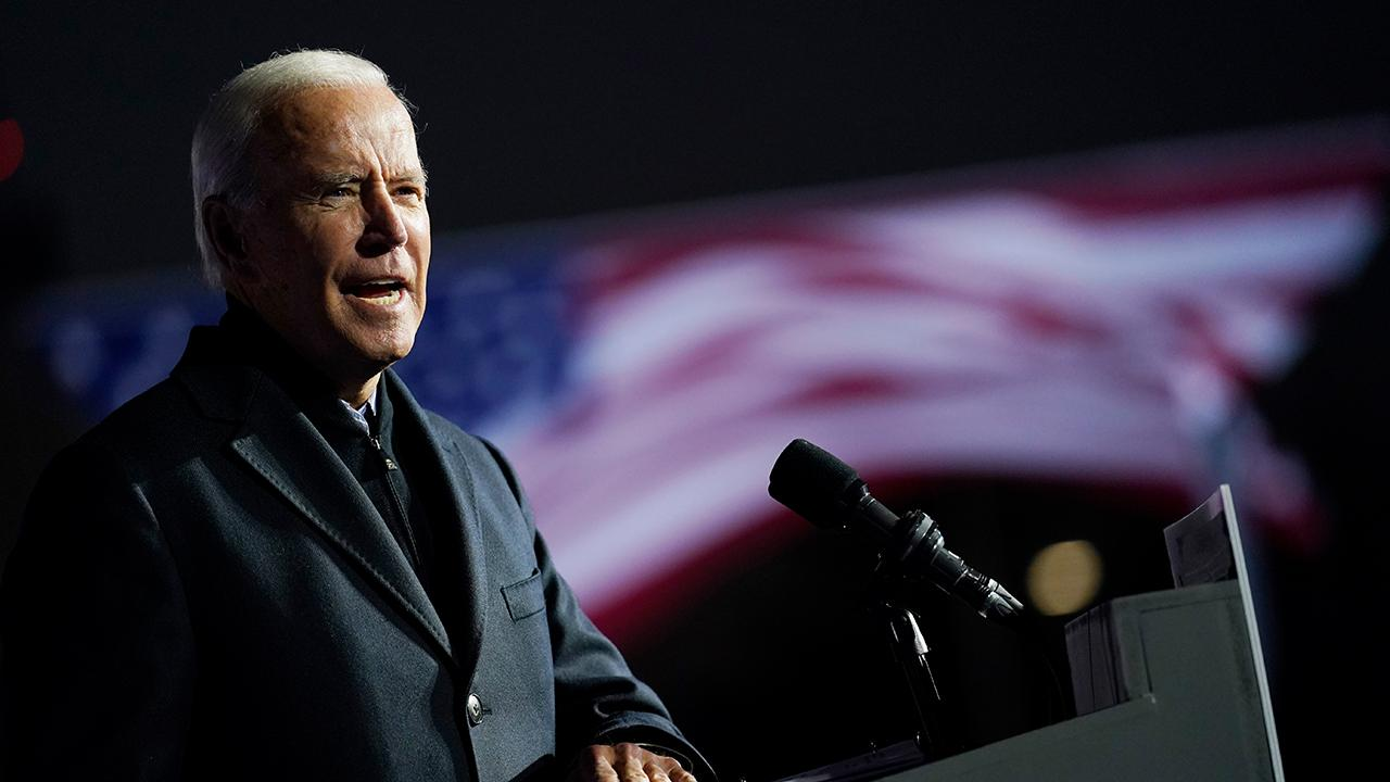 FreedomWorks economist Steve Moore argues the idea that a Biden presidency is bullish for the economy is 'wrong-headed.'