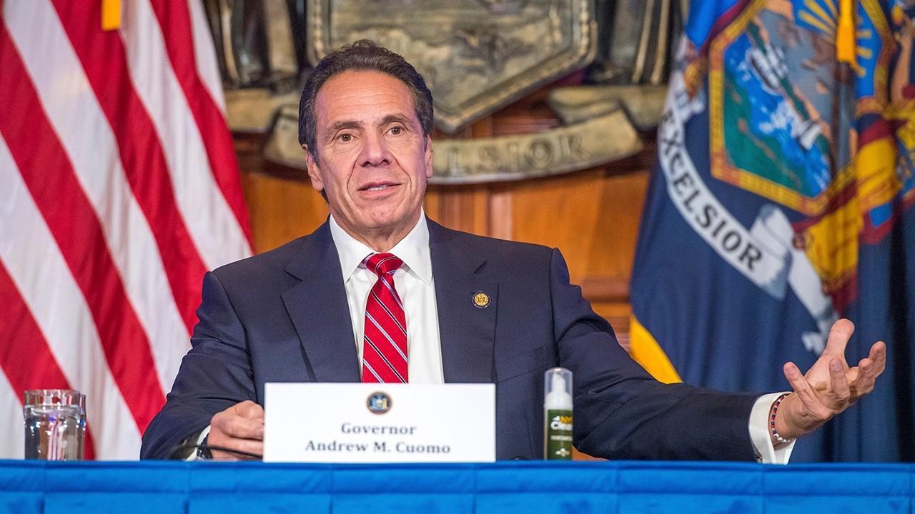 Fulton County Sheriff Richard Giardino explains why he's against New York Gov. Andrew Cuomo's executive order regarding Thanksgiving gatherings amid the coronavirus pandemic.