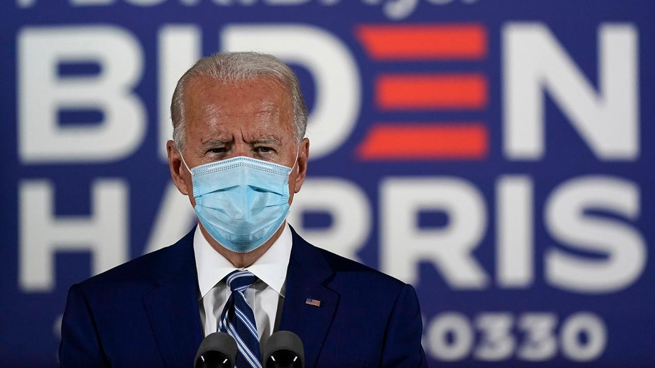 Sources tell FOX Business' Charlie Gasparino that Biden advisers are telling Wall Street donors that top cabinet posts will go to moderates if Biden wins.