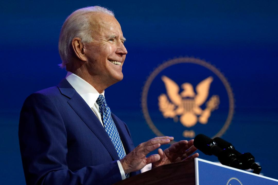 Former Biden 2020 Surrogate Jenna Arnold weighs in on Biden's transition plans and whether or not his first priority is to raise taxes when he gets in office.