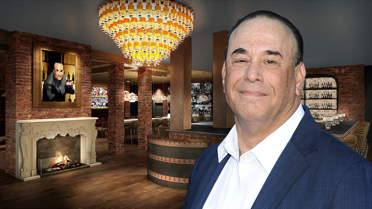 'Taffer's Tavern' owner Jon Taffer gives a first look at the 'kitchen of the future' at his new restaurant.