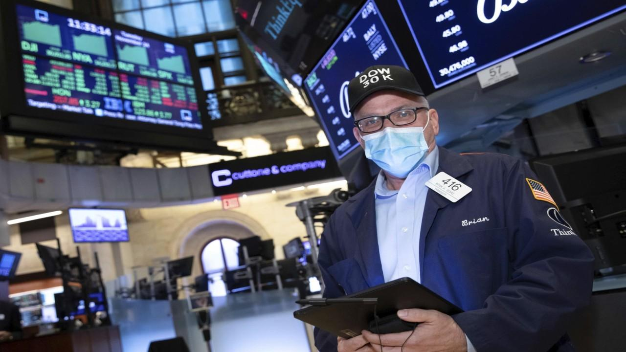 The King's College professor Brian Brenberg gives his take on the markets as the Dow hits 30,000.