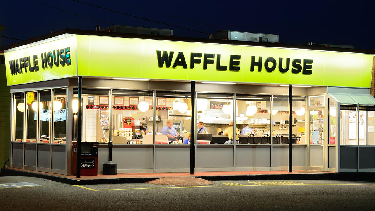 Waffle House CEO Walt Ehmer says the chain has not 'defied any authorities yet' regarding coronavirus restrictions.