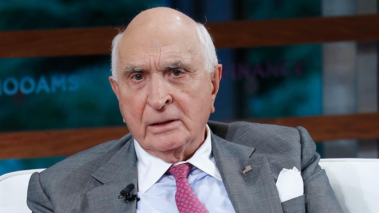 Home Depot co-founder Ken Langone says once an effective coronavirus vaccine is widely available a 'period of prosperity' will follow.