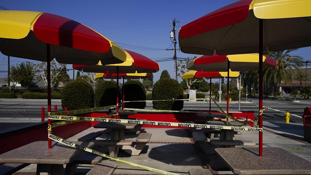 Austin, Texas store owner Mary Ann Benson details struggle on Small Business Saturday amid the coronavirus pandemic.