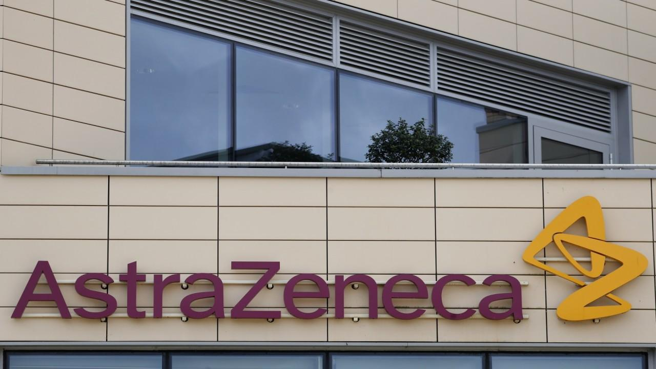 FOX Business Network's Blake Burman has the latest on AstraZeneca's COVID-19 vaccine trial.