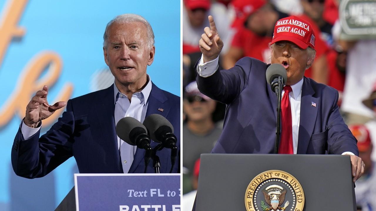 Fox News Decision Desk director Arnon Mishkin provides insight into the presidential election in Michigan, Wisconsin, Nevada, Pennsylvania and Arizona.