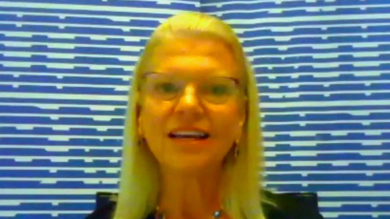 Executive Chairman Ginni Rometty discusses technology IBM is using, including artificial intelligence, to inform Americans on the latest coronavirus news.