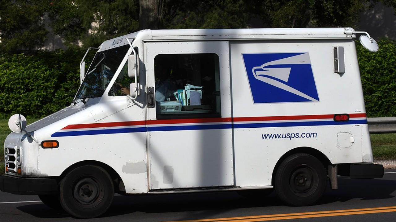 President-elect Biden vows to increase funding for USPS despite it losing nearly $9B this past year. FOX Business' Grady Trimble with more.
