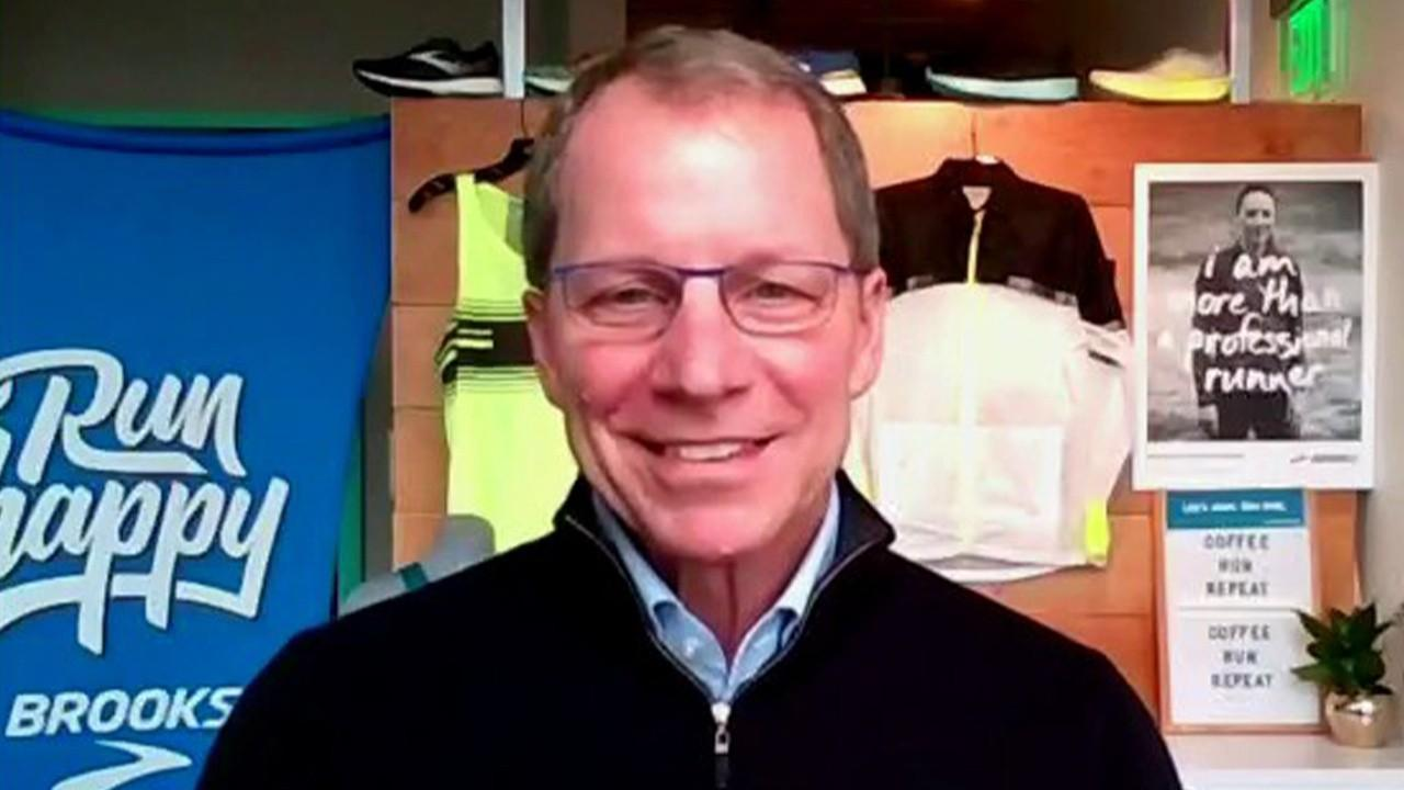 Jim Weber on Brooks Running's success amid pandemic