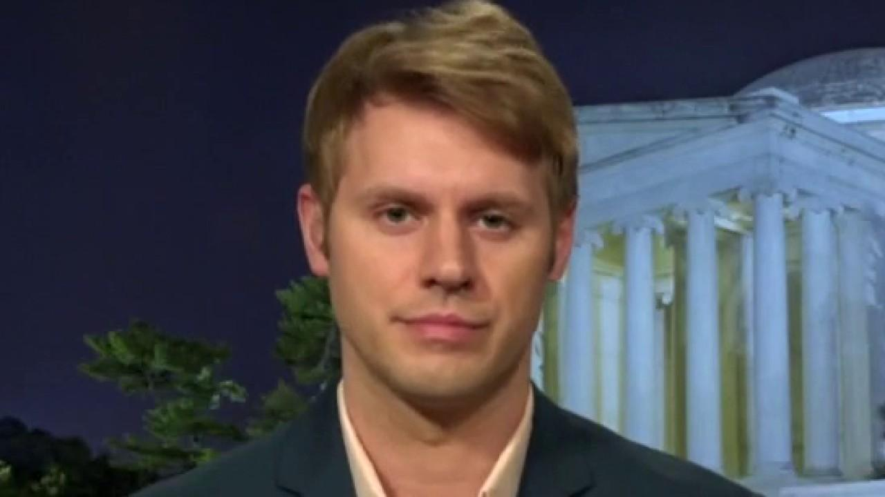 Reason senior editor Robby Soave warns of the dangers of today's cultural society on 'Kennedy'