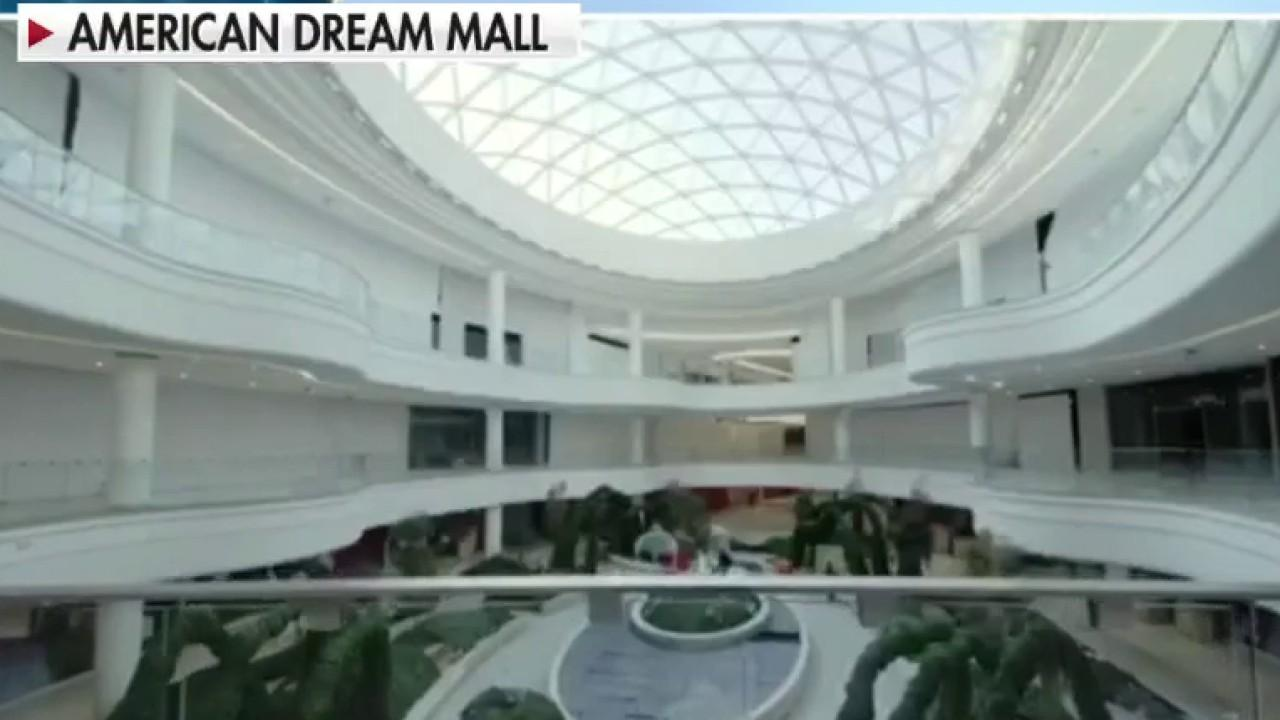 American Dream Mall Co-CEO Mark Ghermezian says the mall is currently operating some attractions at 25% capacity and adhering to public health guidelines.