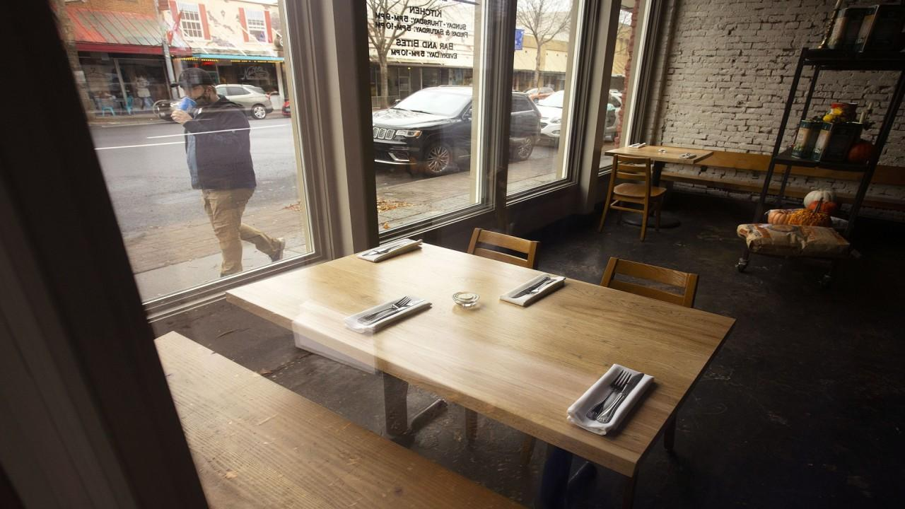 Lucques Group co-owner Caroline Styne, of the Independent Restaurant Coalition, says the new COVID-19 relief bill is missing long-term help.