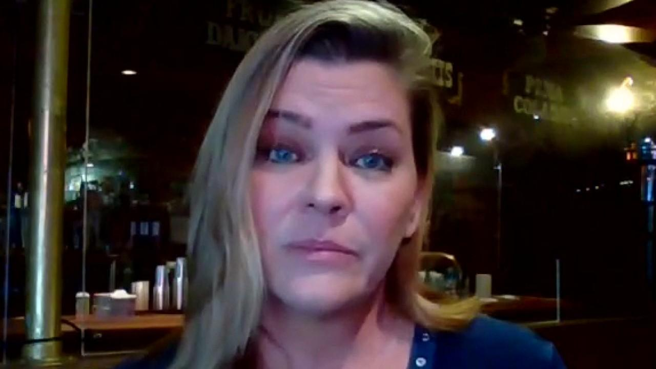 Angela Marsden, owner of the Pineapple Hill Grill & Saloon in Los Angeles, questions how local leaders can shut down businesses before the holidays without offering a solution.