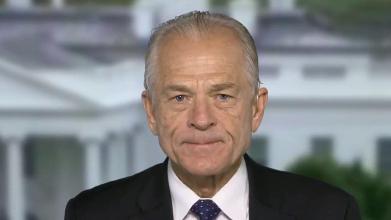 White House Office of Trade and Manufacturing Director Peter Navarro argues European Union-China investment deal will be controversial for Europe and geopolitically will be a challenge.