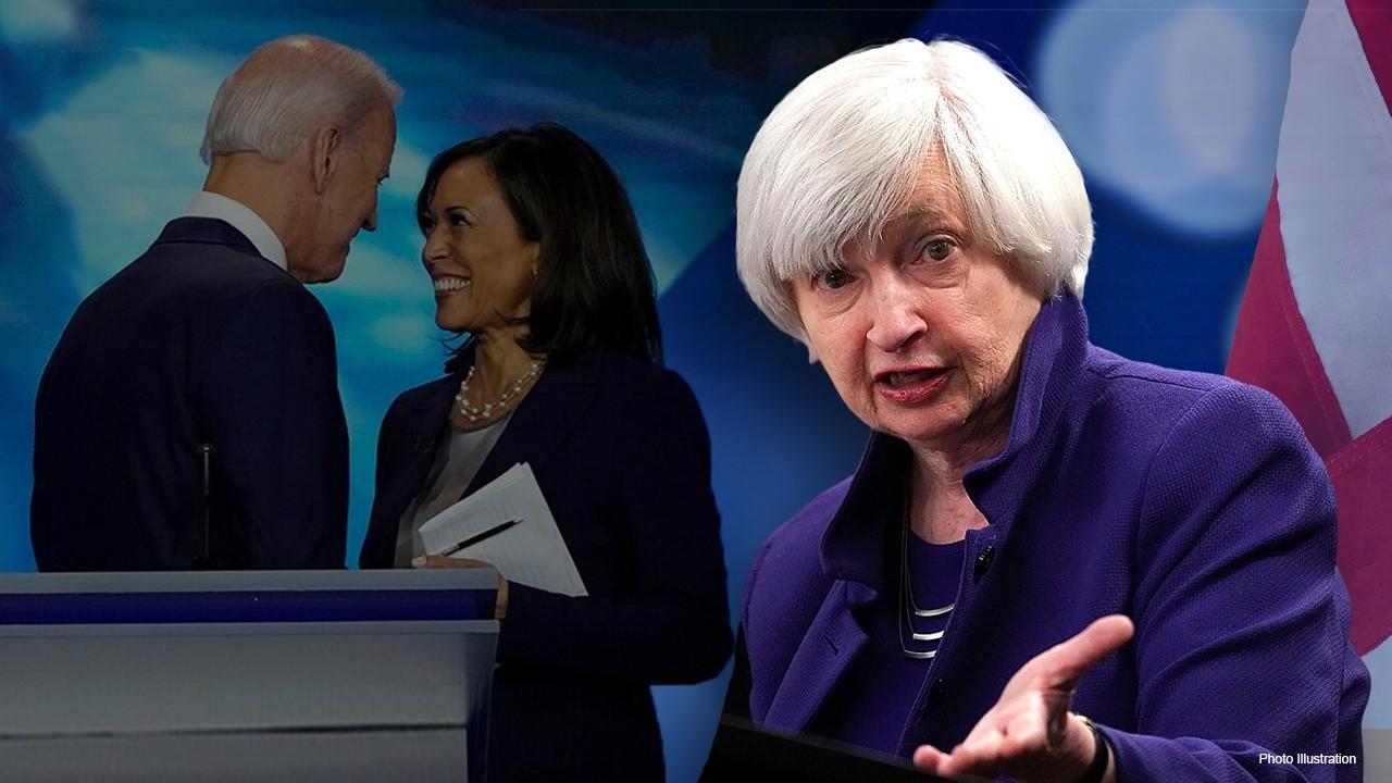 President-elect Joe Biden nominates Janet Yellen for Treasury Secretary.