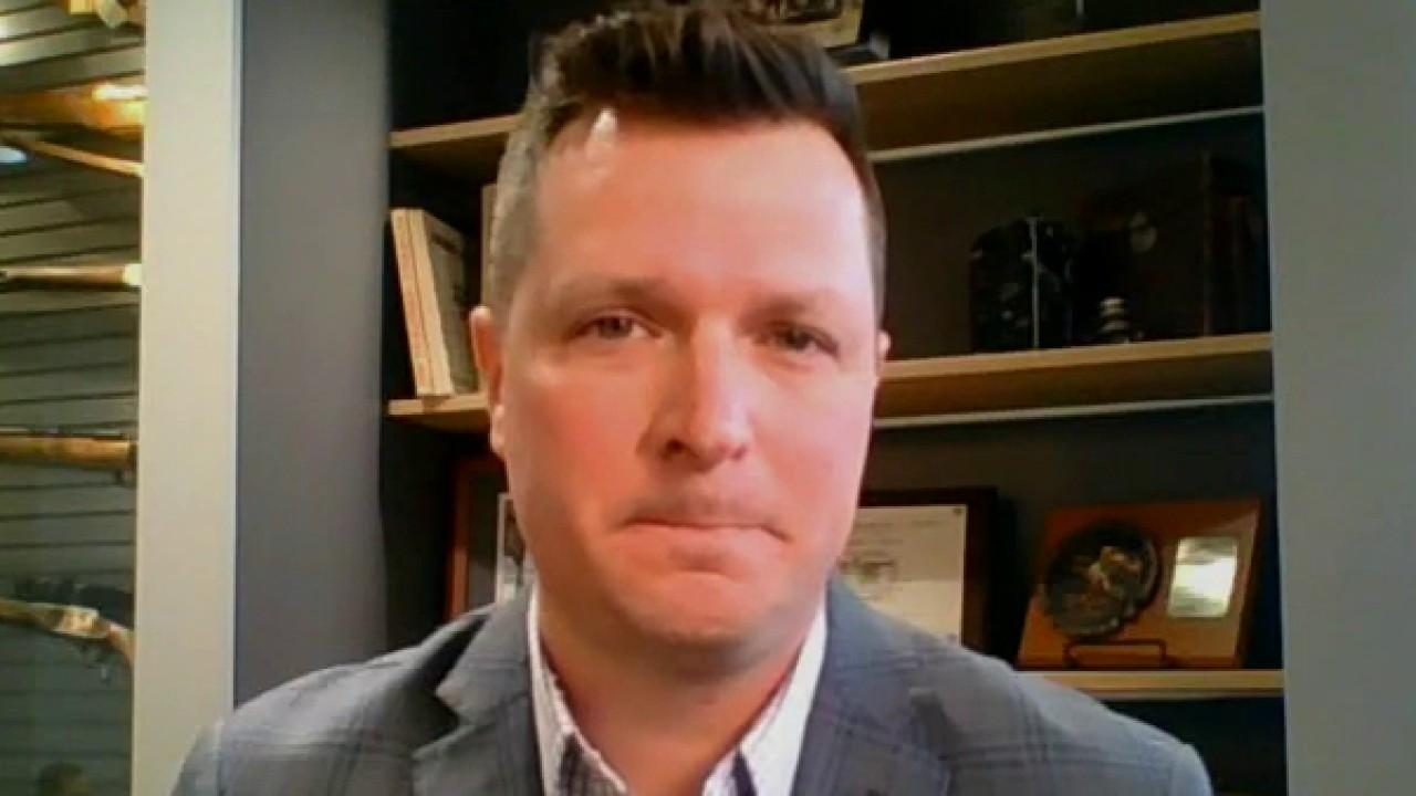Ryan Repp, Brownells' VP of Marketing, says based on their sales, 40% of new gun owners are women and African Americans are the 'largest growing group.'