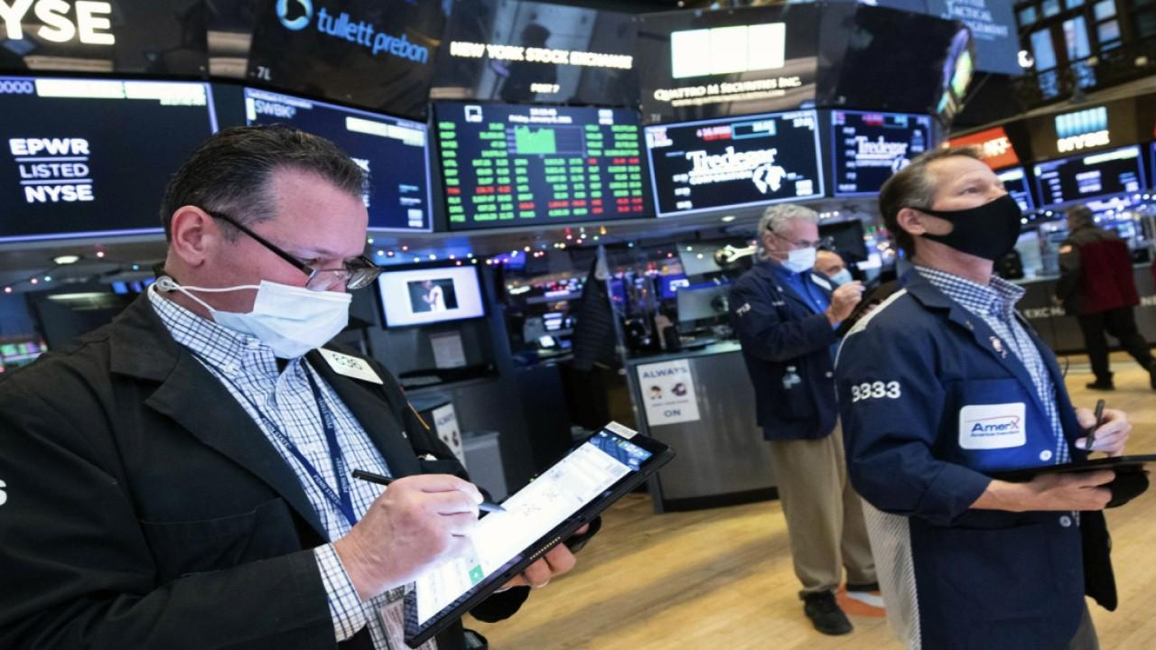 Stock futures slide as second Trump impeachment push gains ...