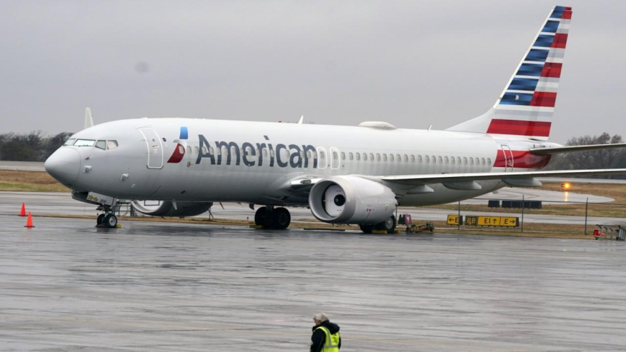 American Airlines has announced new policies for flights headed to D.C. in wake of the Capitol protests. FOX Business' Ashley Webster with more.