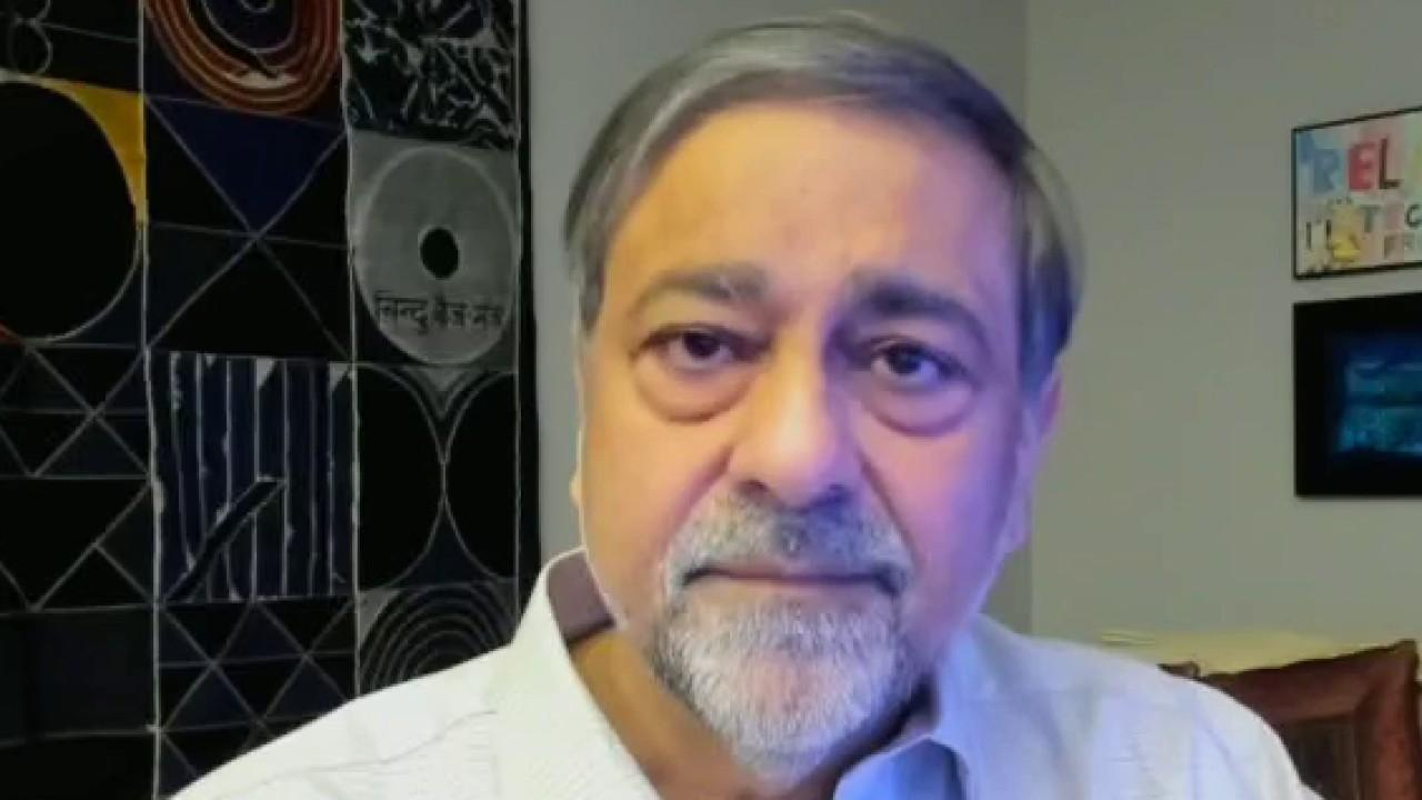 Harvard Law School Distinguished Fellow Vivek Wadhwa says he 'wouldn't be surprised' if President Trump's social media accounts will be suspended for a week at a time as 'more clamping down' is expected.