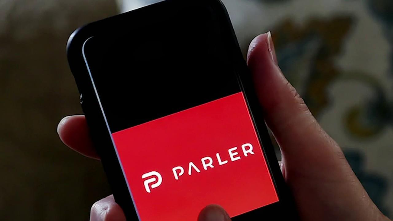 Parler CEO John Matze argues Amazon, Apple and Google's suspension of the social media platform is 'a pretty prime example' of antitrust.