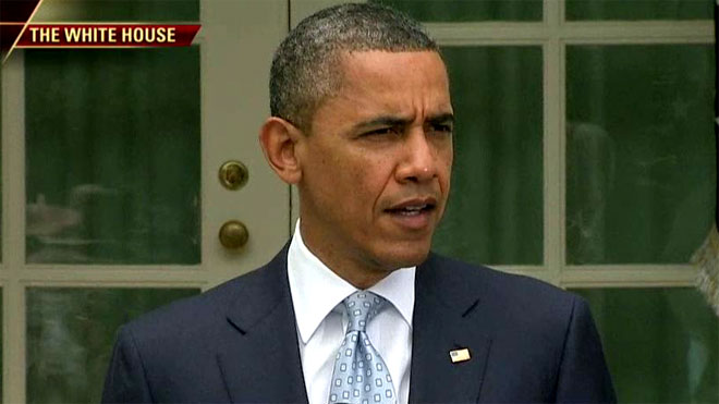 FBN's Peter Barnes reports on President Obama's latest comments on the IRS scandal.