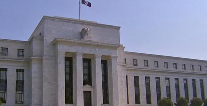 FBN's Diane Macedo reports that the Fed may slow down bond-buying toward the end of the year.